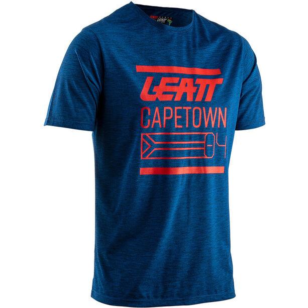 Leatt Core T-Shirt Herren royal