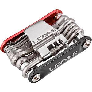 Lezyne Rap-20 Multifunktionswerkzeug rot/schwarz bei fahrrad.de Online