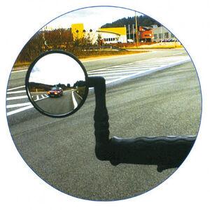 XLC X-Safe Fahrradspiegel für Lenkerende