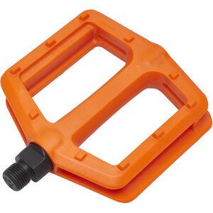 NS Bikes Nylon Pedale orange orange