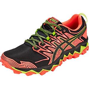asics Gel-FujiTrabuco 7 Shoes Herren red snapper/black red snapper/black