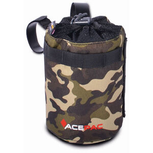 Acepac Fat Bottle Bag camo camo