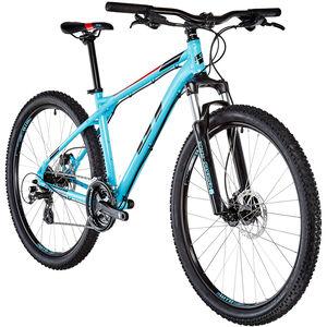 GT Bicycles Aggressor Expert gloss aqua blue/black/red gloss aqua blue/black/red