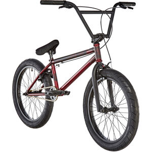 Stereo Bikes Plug In barrique matt trans dark burgundy barrique matt trans dark burgundy