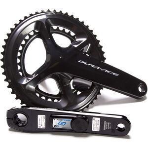 Stages Cycling Power LR Powermeter Crank Set for Shimano Dura-Ace R9100 50/34 Teeth bei fahrrad.de Online