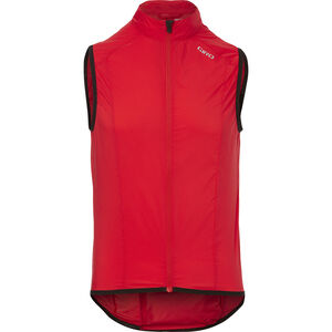 Giro Chrono Expert Wind Vest Herren bright red bright red