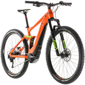 Cube Stereo Hybrid 120 Race 500 Orange'n'Green bei fahrrad.de Online