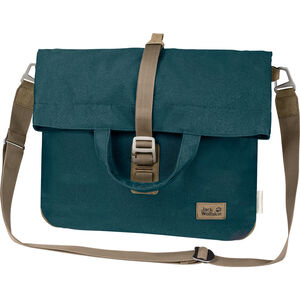 Jack Wolfskin Soho Ride Bag teal green teal green