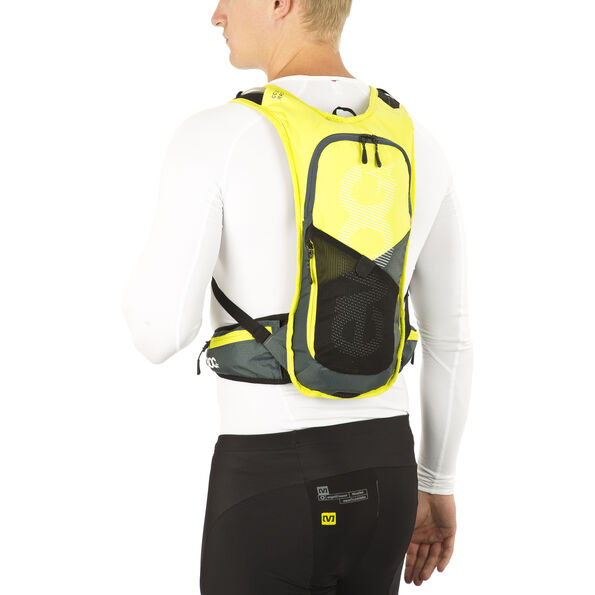 EVOC CC Race Lite Performance Backpack 3l + 2l Bladder