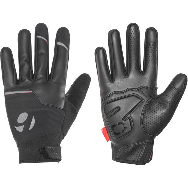 Bontrager Velocis Windshell Gloves black black