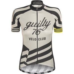 guilty 76 racing Velo Club Pro Race Jersey Women grey bei fahrrad.de Online