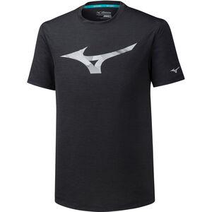 Mizuno Impulse Core RB t-Shirt Herren black black