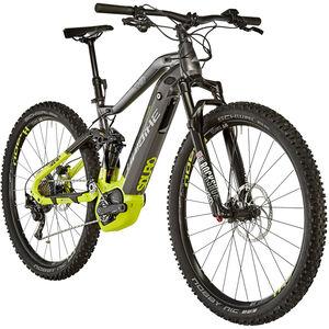 HAIBIKE SDURO FullNine 9.0 Titan/Lime/Schwarz bei fahrrad.de Online
