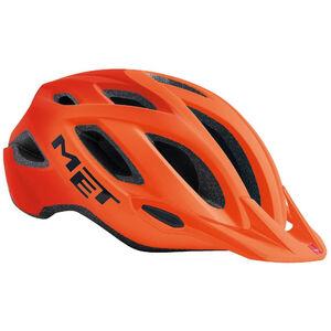 MET Crossover Helm orange