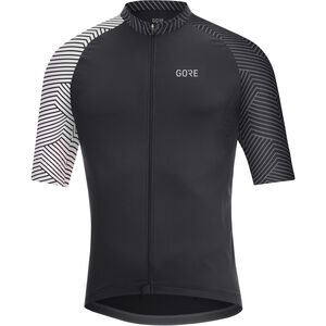 GORE WEAR C5 Optiline Jersey Men black/white bei fahrrad.de Online