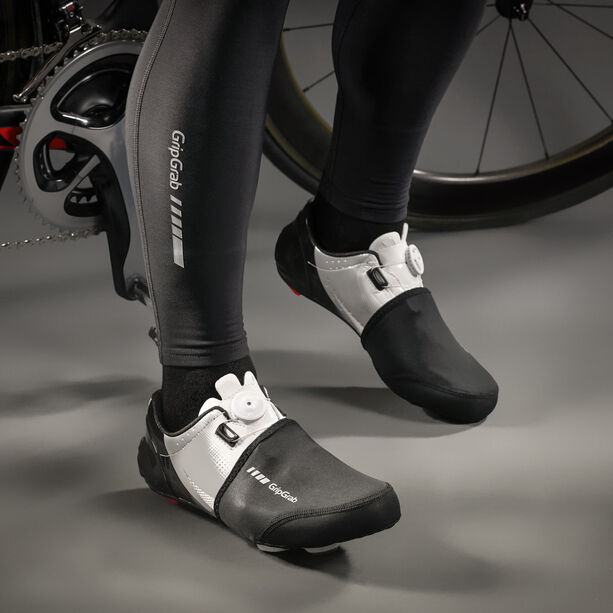 GripGrab Windproof Toe Cover black