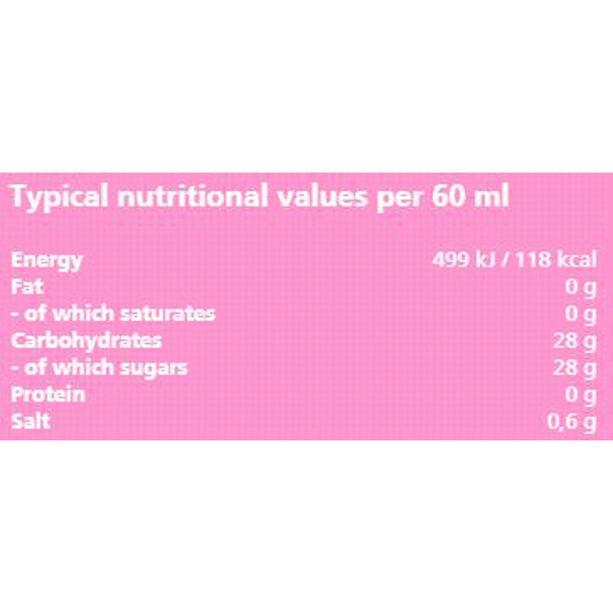 Dextro Energy Liquid Gel Box 18x60ml Grapefruit with Natrium