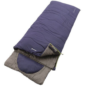 Outwell Contour Lux Sleeping Bag royal blue royal blue