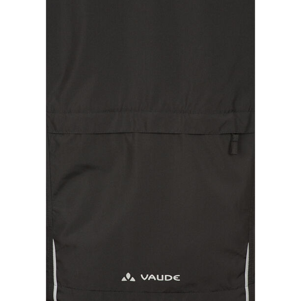 VAUDE Dundee Classic Zip-Off Jacket Herren black