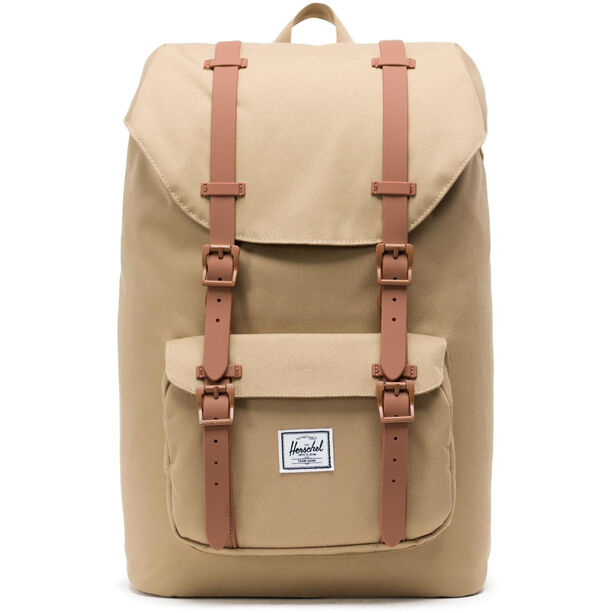 Herschel Little America Mid-Volume Backpack 17l kelp/saddle brown