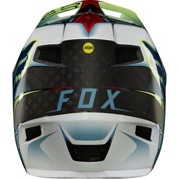 Fox Rampage Pro Carbon Kustom Helmet