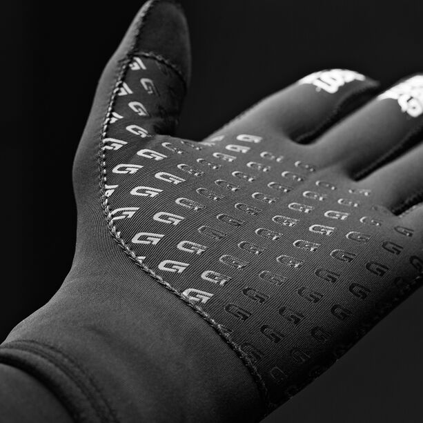 GripGrab Neoprene Rainy Weather Gloves black