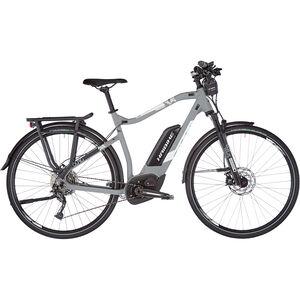 HAIBIKE SDURO Trekking 3.5 Herren grau/weiß/schwarz matt grau/weiß/schwarz matt
