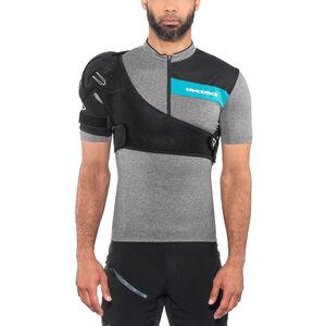 Leatt Shoulder Brace Protector right black black