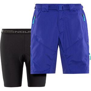 Endura Hummvee II Shorts Damen kobaltblau kobaltblau