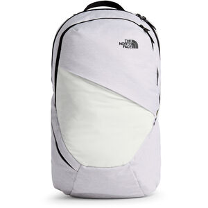 The North Face Isabella Rucksack Damen tnf white metallic melange/tnf black tnf white metallic melange/tnf black