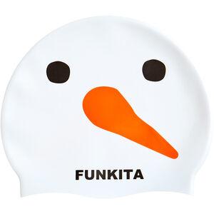 Funkita Silikon-Schwimmkappe snowy snowy