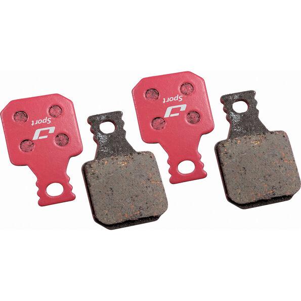 Jagwire Sport Semi-Metallic Bremsbeläge für Magura MT7/MT5/MT Trail Front 1 Paar