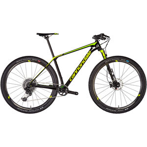 "Cannondale F-Si Hi-Mod World Cup 29"" green/black green/black"