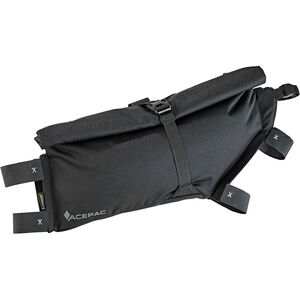 Acepac Roll Frame Bag L black black