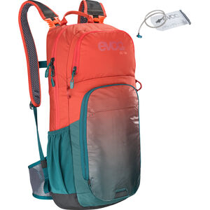 EVOC CC Lite Performance Backpack 16l + Bladder 2l chili red/petrol chili red/petrol
