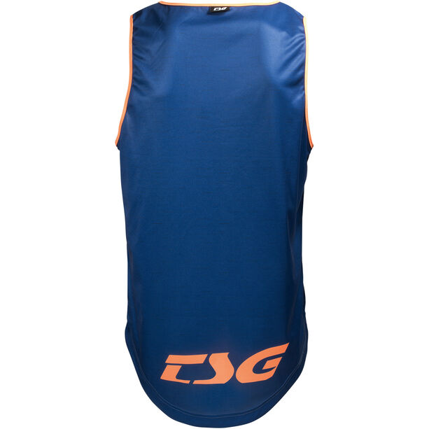 TSG Free Tank Herren blue-orange