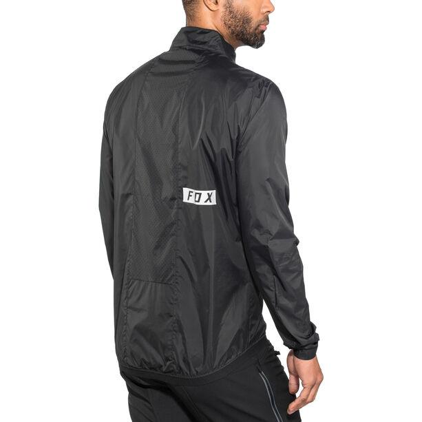 Fox Attack Wind Jacket Herren black