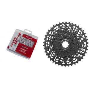 SRAM PG-1130 Kassette 11-42 & PC-1110 Kette 11-fach Bundle bei fahrrad.de Online