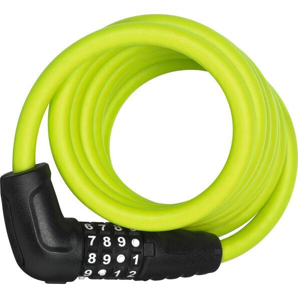 ABUS Numero 5510 Combi Spiralkabelschloss 180cm SCMU