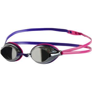 speedo Vengeance Mirror Goggles ecstatic pink/violet/silver ecstatic pink/violet/silver