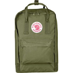 "Fjällräven Kånken Laptop 15"" Backpack green green"