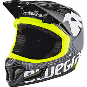 bluegrass Brave Fullface Helm black/yellow