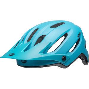 Bell 4Forty Helmet rush matte/gloss bright blue/black rush matte/gloss bright blue/black
