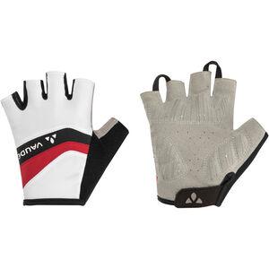 VAUDE Active Gloves Herren white/red white/red