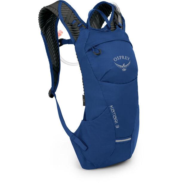 Osprey Katari 3 Hydration Backpack Herren cobalt blue