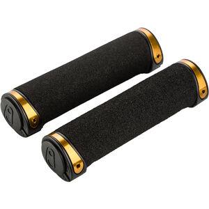 Crankbrothers Cobalt HT Griff schwarz/gold schwarz/gold