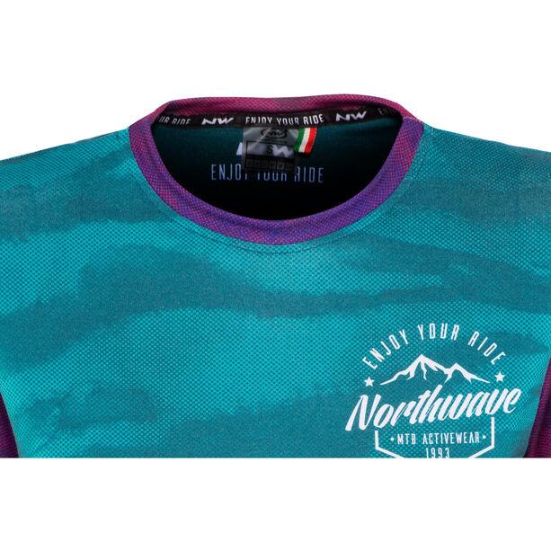 Northwave Enduro MTB SS Jersey Damen water blue