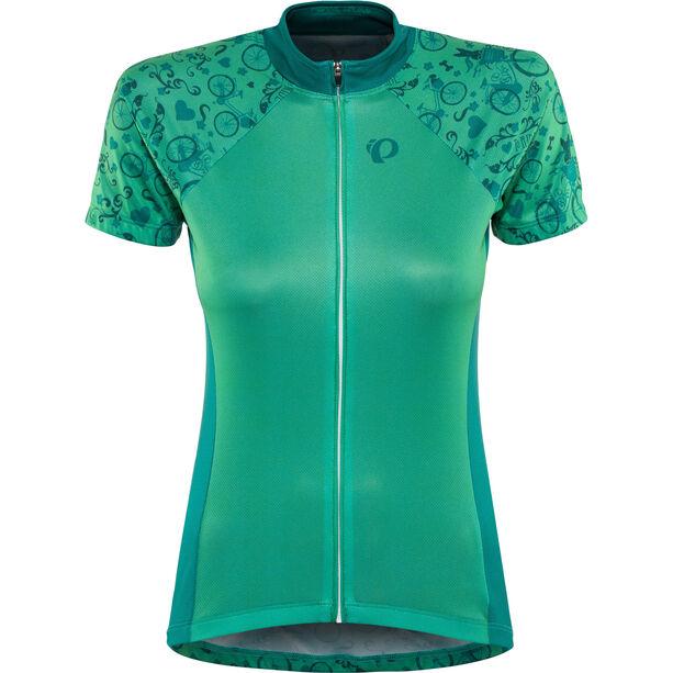 PEARL iZUMi Select Escape LTD Jersey Damen bikes teal
