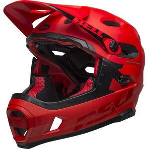Bell Super DH MIPS Helmet matte/gloss crimson/black matte/gloss crimson/black