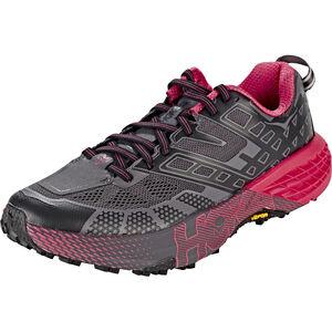 Hoka One One Speedgoat 2 Running Shoes black/azalea